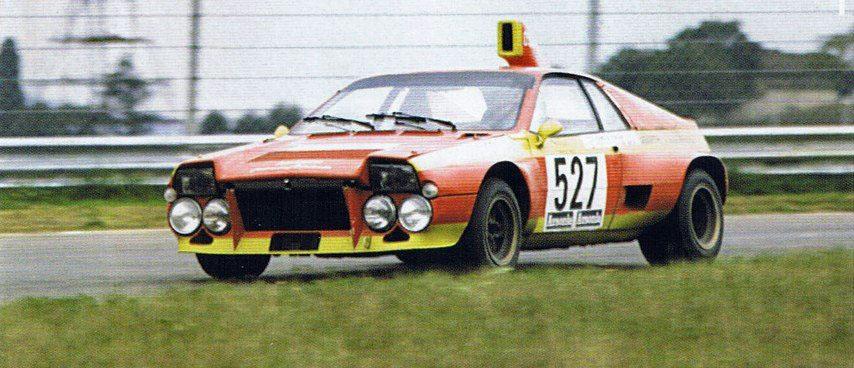 Fiat Abarth SE 030