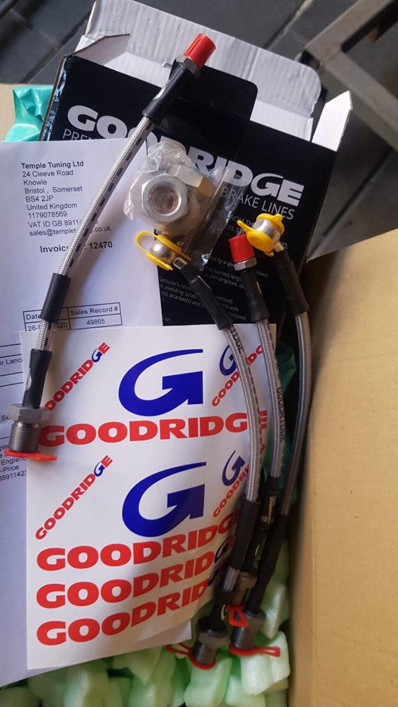 Lancia Montecarlo Remslangen Goodridge