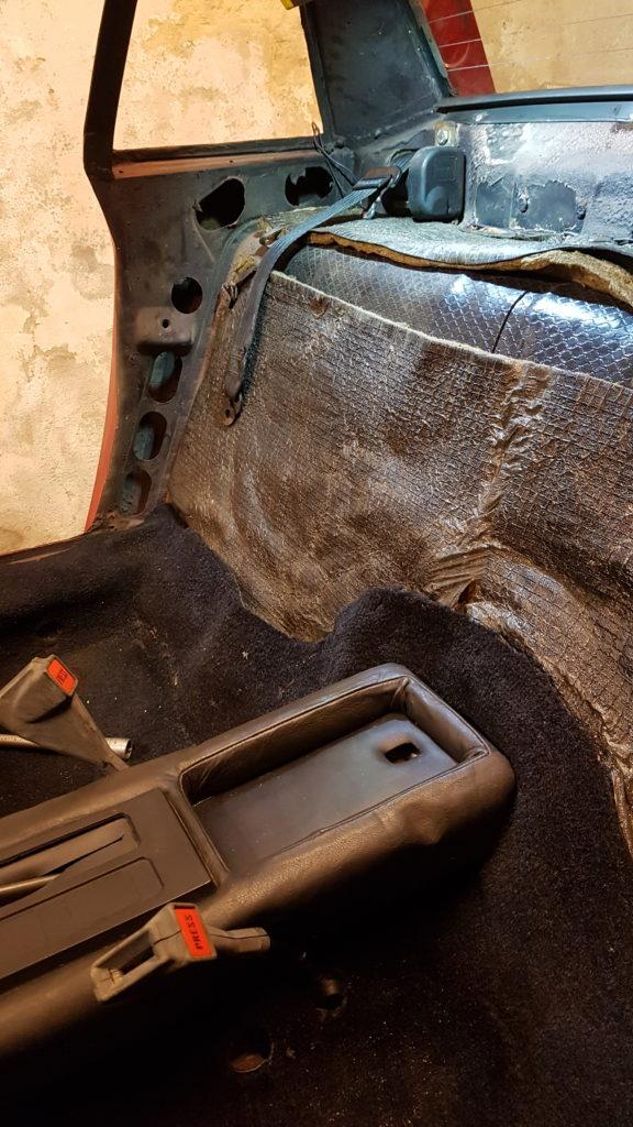 Lancia Montecarlo Veiligheidsvoorzieningen