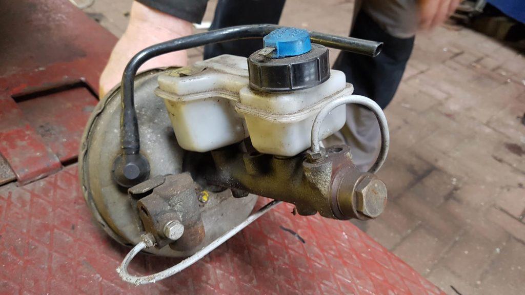 Fiat 500 hoofdremcylinder