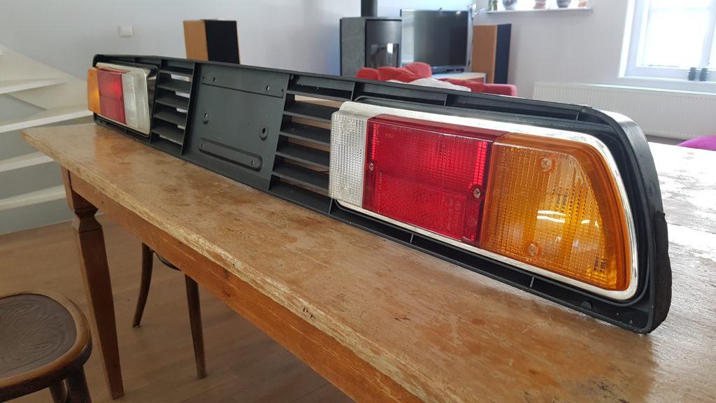 Lancia Montecarlo achterkant