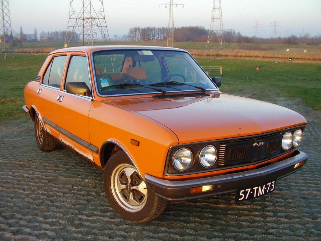 Lancia Montecarlo Fiat 132