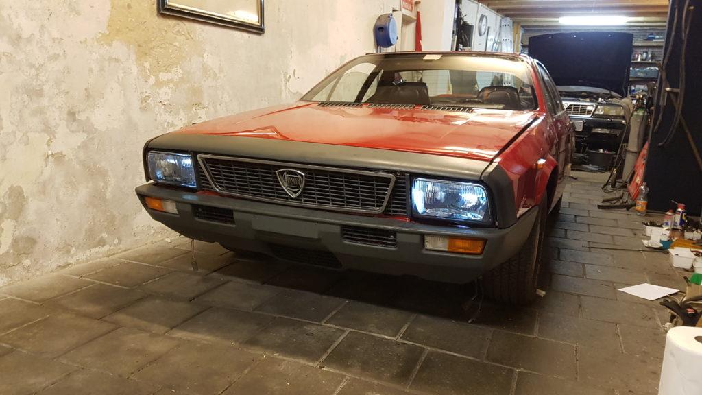 Lancia Montecarlo Neus Klaar