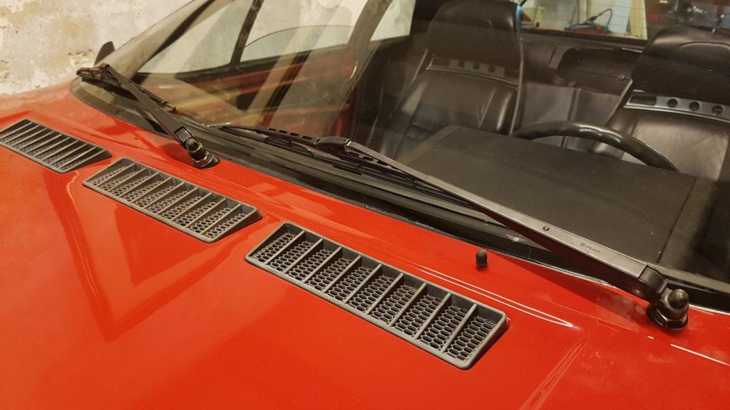 Lancia Montecarlo Ruitenwissers
