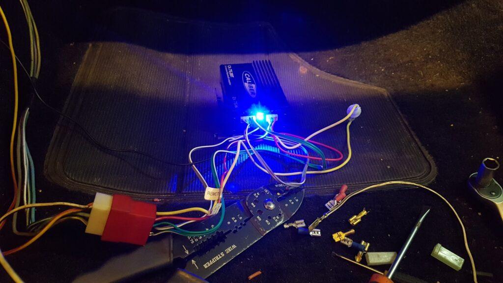 Lancia Montecarlo Bluetooth oplossing