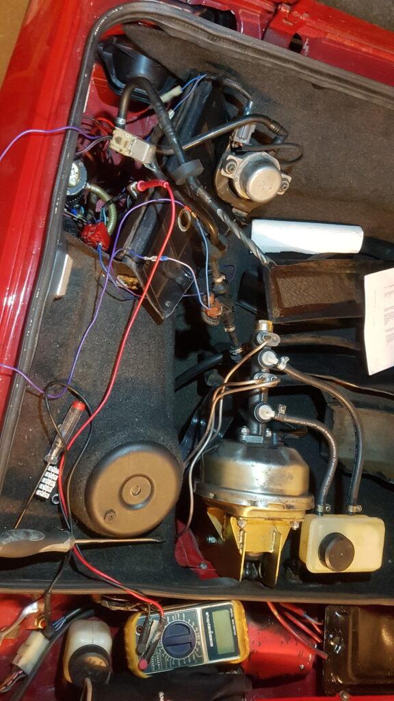 Lancia Montecarlo Rembekrachtiger elektrische vacuumpomp