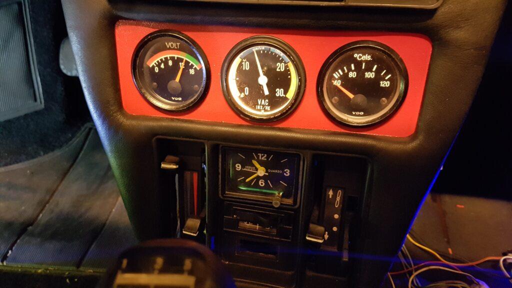 Lancia Montecarlo Onderdrukpomp 0,4bar