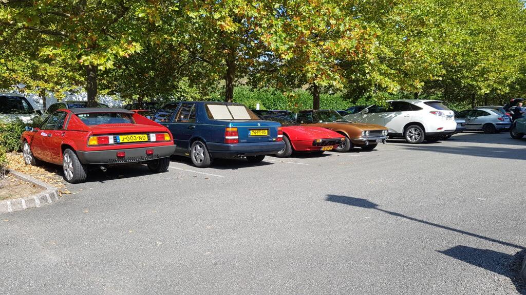 LHWC bekijks Lancia Beta Montecarlo