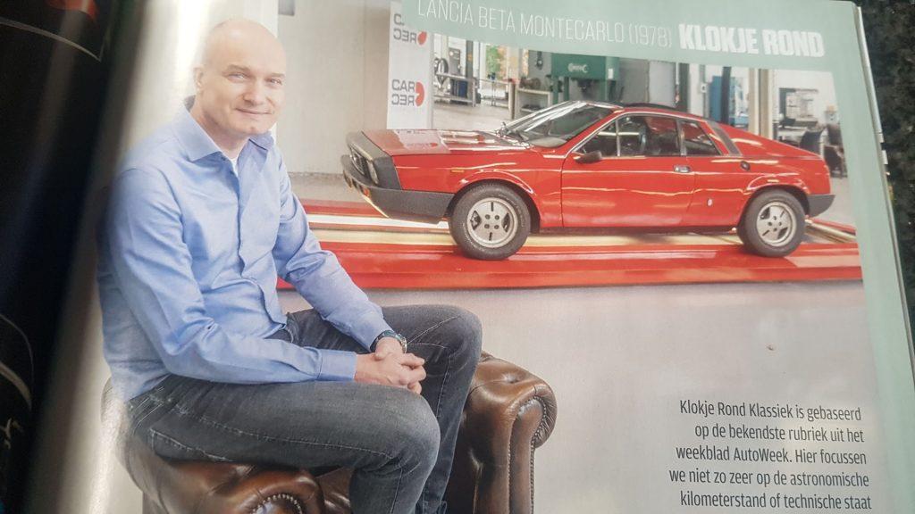 Lancia Montecarlo Autoweek Classics
