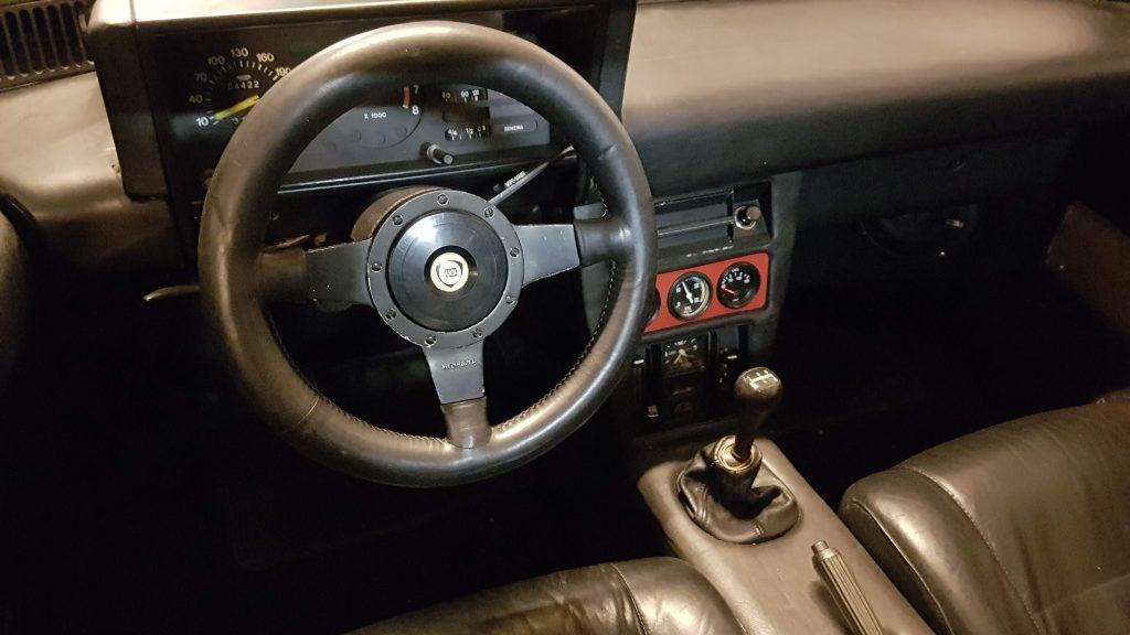 Lancia Montecarlo Klein stuurtje
